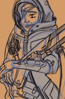 Ana by The-Art-Stew