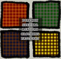 PSA Clothing Patterns (ZIP file) by Aeveternal