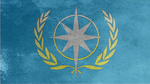 United Frontiers Flag Gift by EmperorMyric