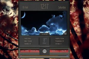 Quiescent Widget HD for xwidget by jimking