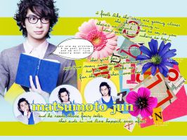 MatsuJun reads fairytales by elitejean