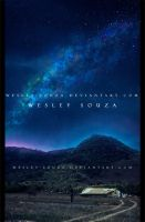 Milky Way Background by Wesley-Souza