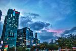 NTUC Building HDR by DrakeXaos