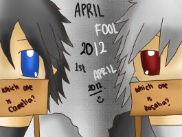April Fool by v-on