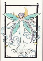 Old Queen Serenity by Yukinounmei