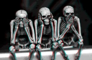 See, Hear, Speak No Evil 3-D conversion by MVRamsey