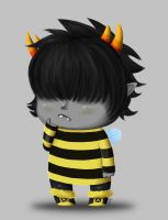 Mituna-Bee by DarkMuse112