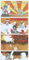 This is Why Wheeljack Can't Have Nice Things by DarkLordZafiel