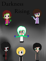 Darkness Rising Cover by PiperMagician