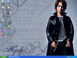 Wallpaper - Hyde by TheyKeepCallinMe