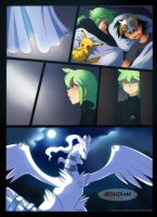 Pokemon Black vs White Chapter 3 Page 20 by YogurtYard