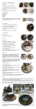 Elmo's basing tutorial by Elmo9141