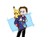 REQUEST: Pikachu by Zionthe2