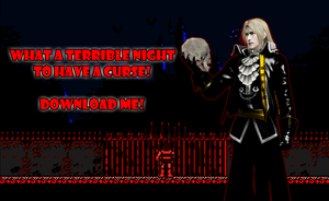 Alucard Symphony of the night Download by fickwanna