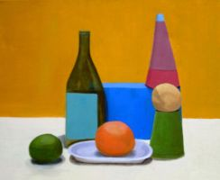 Color Still life by funknfree