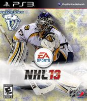 Pekka Rinne NHL 13 by AStein35