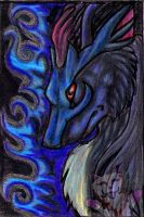 Mistress of Air ACEO by Rianne2k8