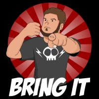Bring It T-shirt Design by turnasella