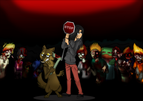 :Zombies, Zombies Everywhere: by PolisBil