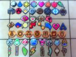 51 Badges by Werbenjagermanjensen