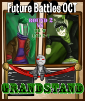 Future Battles - Round 2 - Cover by 0SkyKat0