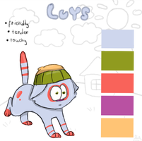 LUYS (Character description) by Argusio