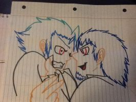 Greed and James by Sonadowlover12345678