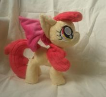 Moggymawee's Apple Bloom by SillyBunnies
