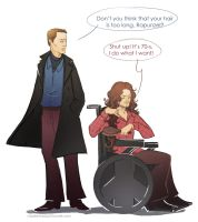 X men The days of future past - Erik x Charles by maXKennedy