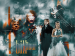Bill and Fleur Blend by VaLeNtInE-DeViAnT