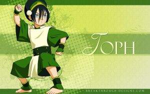 Toph - Widescreen by BreakthroughDesigns
