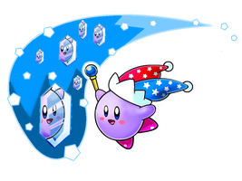 Mirror Kirby by SteveO126