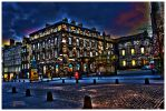 The Royal Mile by Demyan