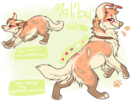 Malibu by xWolfPrincex
