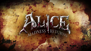 Alice : Madness Returns *Wallpaper 20 by RogueVincent