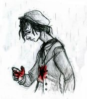 Eponine - A Little Fall of Rain by silverwing66