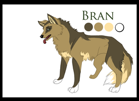 TS Comic Ref: Bran by fenderbender368