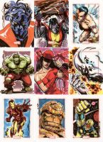 Marvel 70th Anniversary 01 by Cinar