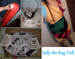 Sally The Rag Doll - Preview by hyuugaemi