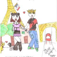 Draw - Inspired in France by gahhstar