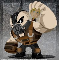 The Notorious Bane by memorypalace