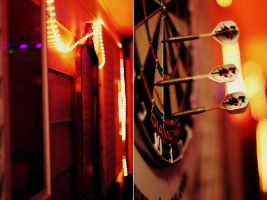 Christmas Lights by kaitlynslocombe
