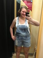 Dungarees. by ChloeRhiannonX