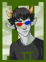 Green Sollux by Zorn-Sable