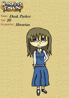 HT : Dusk Parker by Purple-kat-pixels