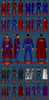 Superman Re-Design - 2008 by Killerbee-Kreations
