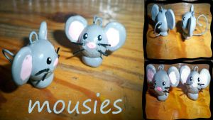 mousies by VioletMurasaki