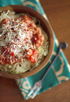 Spaghetti Squash by laurenjacob