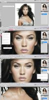 photo retouching tutorial by Vanessax17