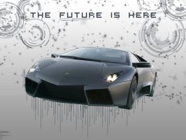 The Future Is Here by burhan23